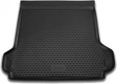 Коврик в багажник для Toyota LC Prado 150 '13- (5 мест), полиуретановый (Novline / Element) черный
