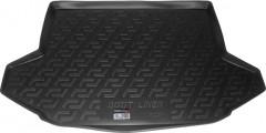 Коврик в багажник для Chery Tiggo 5 '14- резино/пластиковый (L.Locker)