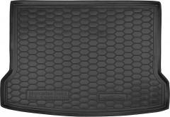 Коврик в багажник для Mercedes GLA X156 '13-, резиновый (AVTO-Gumm)