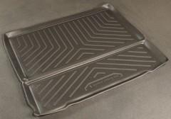 Коврик в багажник для Suzuki Grand Vitara '98-05 XL, полиуретановый (NorPlast) черный