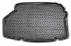 Коврик в багажник для Lexus ES 300H Hybrid '12-, полиуретановый (Novline / Element) черный