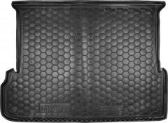 Фото товара 1 - Коврик в багажник для Toyota LC Prado 150 '10- (7 мест, длинный) резиновый (AVTO-Gumm)