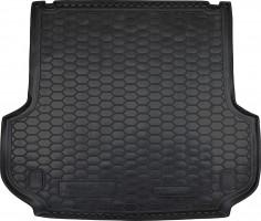 Коврик в багажник для Mitsubishi Pajero Sport '16-, резиновый (AVTO-Gumm)