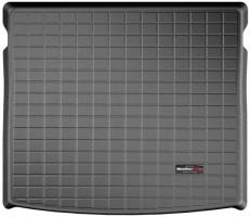 Коврик в багажник для BMW X1 F48 '15-, резиновый, (WeatherTech) черный