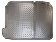 Коврик в багажник для Citroen С4 '11- хетчбэк, полиуретановый (NorPlast) черный