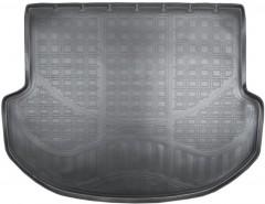 Коврик в багажник для Hyundai Santa Fe '13-17 DM (5 мест), полиуретановый (Norplast)