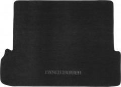 Коврик в багажник для Toyota LC Prado 150 '10- (7 мест, длинный), текстильный черный
