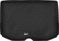 Коврик в багажник для Citroen C3 '10- Picasso, резино/пластиковый (Lada Locker)