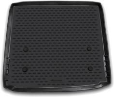 Коврик в багажник для BMW X1 E84 '09-15, полиуретановый (Novline / Element)