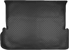 Коврик в багажник для Lexus GX 460 '09-, 7 мест, полиуретановый (NorPlast) черный