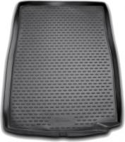 Коврик в багажник для BMW 7 F02 '08-15 Long, полиуретановый (Novline / Element) черный
