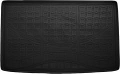 Коврик в багажник для Mercedes B-Class W246 '12-, полиуретановый (NorPlast) черный