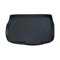 Фото 2 - Коврик в багажник для Opel Astra H '04-15, хетчбэк, резино/пластиковый (Lada Locker)