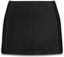 Коврик в багажник для Volvo S60 '10-, полиуретановый, узкий (Novline / Element) черный