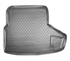 Коврик в багажник для Lexus IS 250 '05-13, полиуретановый (NorPlast) черный