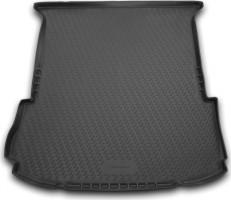 Коврик в багажник для Ford Explorer '11-, полиуретановый, длинный (Novline / Element) черный