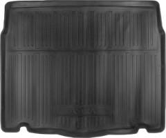 Коврик в багажник для Opel Astra J '09-15, хетчбэк (5 дв.), резино/пластиковый (Lada Locker)