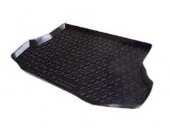 Коврик в багажник для Kia Sorento '03-09 BL, резино/пластиковый (Lada Locker)