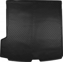 Коврик в багажник для Volvo XC 90 '15- (5, 7 мест), длинный, полиуретановый (Novline / Element) черный