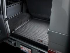 Коврик в багажник для Mercedes G-Class W463 '02-, резиновый (WeatherTech) черный