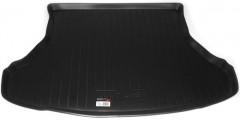 Коврик в багажник для Lada (Ваз) Калина (Ваз) 1118 '04-13, резино/пластиковый (Lada Locker)
