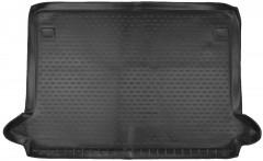 Коврик в багажник для Renault Kangoo '09- (пасс.), полиуретановый (Novline / Element) черный