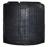 AVTO-Gumm Коврик в багажник для Volkswagen Jetta VI '10-, коврик прямоугольный, резиновый (AVTO-Gumm)