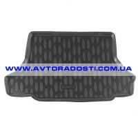Коврик в багажник для Lada (Ваз) 21099 '90-11полиуретановый (Aileron) черный
