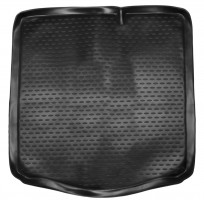 Коврик в багажник для Citroen C-Elysee '13-, полиуретановый (Novline / Element) черный EXP.NLC.10.32.B10