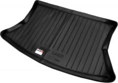Коврик в багажник для Lada (Ваз) Калина (Ваз) 1119 '04-13, резино/пластиковый (Lada Locker)