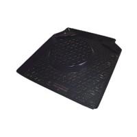 Коврик в багажник для Chery Amulet '04-12, резиновый (Lada Locker)