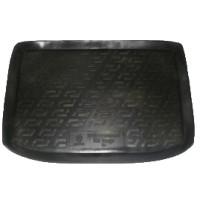 Коврик в багажник для Kia Venga '10- (нижний), резино/пластиковый (Lada Locker)