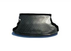 Коврик в багажник для Kia Sportage '91-04, резино/пластиковый (Lada Locker)