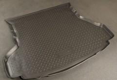 Коврик в багажник для Toyota Avensis '08- седан, полиуретановый (NorPlast)