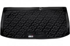 Коврик в багажник для Hyundai i-20 '08-14, резино/пластиковый (Lada Locker)
