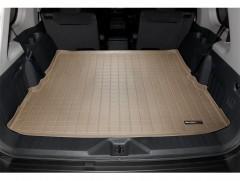 Коврик в багажник для Infiniti QX56 '04-10, резиновый (WeatherTech) бежевый