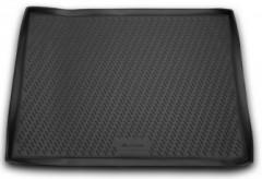 Коврик в багажник для Citroen Berlingo '08-18 (пасс.), полиуретановый (Novline / Element) черный, CARCRN00002