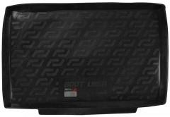 L.Locker Коврик в багажник для MG 3 Cross HB '13-, резино/пластиковый (Lada Locker)