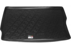 Коврик в багажник для Opel Meriva '03-09, резино/пластиковый (Lada Locker)