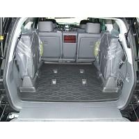 Коврик в багажник для Lexus LX 570 '08- (7 мест, длинный) полиуретановый (Star Diamond)