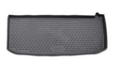 Коврик в багажник для Honda Pilot '08- (короткий), полиуретановый (Novline / Element) черный