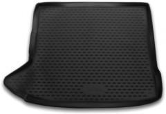 Коврик в багажник для Audi Q3 '15- полиуретановый черный (Novline / Element)