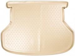 Коврик в багажник для Lexus RX '03-08, полиуретановый (NorPlast) бежевый