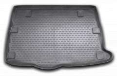Коврик в багажник для Hyundai Veloster '11-, полиуретановый (Novline / Element) черный