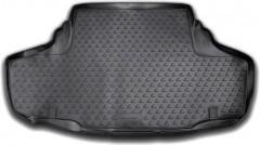 Коврик в багажник для Lexus GS '12- Hybrid, полиуретановый (Novline / Element) черный