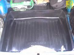 Фото 7 - Коврик в багажник для Lada (Ваз) 2106, резино/пластиковый (Lada Locker)