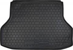 Коврик в багажник для Chevrolet Lacetti '03-12 седан, резиновый (AVTO-Gumm)