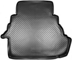 Коврик в багажник для Toyota Camry V40 '06-11 (2.4L), полиуретановый (NorPlast) черный
