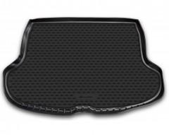 Коврик в багажник для Infiniti EX (QX50) '08-17, полиуретановый (Novline / Element) черный