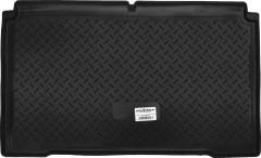 Коврик в багажник для Suzuki Grand Vitara '98-05, резино/пластиковый (Norplast)